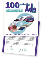 100 Best Real Estate Agent Ad CDs!