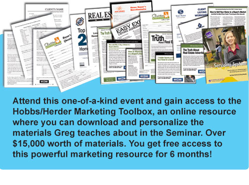 Real Estate Agent Marketing Toolbox